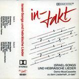 Intakt - Israel-Songs und hebräische Lieder