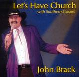 John Brack - Let's Have Church