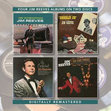 Jim Reeves - The International Jim Reeves / Kimberley Jim / My Cathedral / Jim Reeves And Some Friends (2-CD)