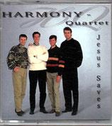 HARMONY QUARTET - Jesus Saves - Mini Disc