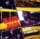 Glass Harp - Live At Carnegie Hall