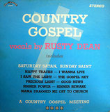 Rusty Dean - Country Gospel