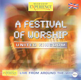WORSHIP EXPERIENCE : A Festival Of Worship United Kingdom (Kingsway Music)