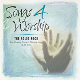 Songs 4 Worship - The Solid Rock 2-CD
