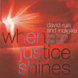 David Ruis & Indigka - When Justice Shines