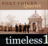 Poet Voices Quartet - Timeless -