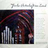 Der Radio-Chor der Bibelschule Beatenberg - Frohe Botschaft im Lied 2513