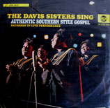 The Davis Sisters Sing Authentic Southern Style Gospel