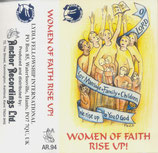 Women Of Faith Rise Up!