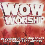 WOW Worship (red) : 30 Powerful Worship Songs From Today's Top Artists (2-CD)