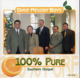 Dixie Melody Boys - 100% Pure Southern Gospel CD -