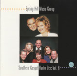 Spring Hill Music Group : Southern Gospel Radio Disc Vol.8 (Jeff & Sheri Easter, The Hoppers) CD with 3 Tracks