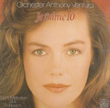 Orchester Anthony Ventura - Je t'aime 10