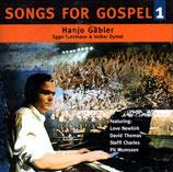 Hanjo Gäbler, Eggo Fuhrmann & Volker Dymel - Songs For Gospel 1