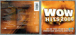 WOW HITS 2006 : 30 of The Year's Top Christian Artists And Hits (2-CD)