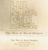 The Star of David Singers