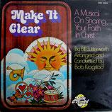 Bill Butterworth (Musical) - Make It Clear