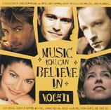 Music You Can Believe In Vol.II