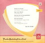 Franz Knies - Frohe Botschaft im Lied 45304 g