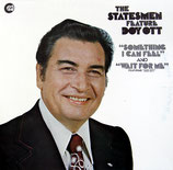 Doy Ott : The Statesmen feature Doy Ott - Something I Can Feel & Wait For Me featuring Doy Ott