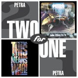 Petra - Two For One : More Power To Ya / This Means War (2-CD)