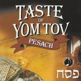 Taste Of Yom Tov - Pesach (Ali Baer)