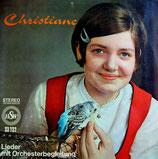 Christiane - Lieder mit Orchesterbegleitung