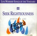 Vineyard - TTFH 15 : Seek Righteousness