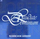 Bläserchor Geisweid - Laudate Dominum