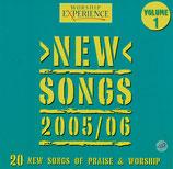 WORSHIP EXPERIENCE : New Songs 2005/06 Volume 1 (20 New Songs of Praise & Worship) (Kingsway Music)