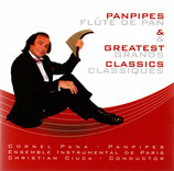 Cornel Pana - Panpipes & Greatest Classics (Ensemble Instrumental de Paris)