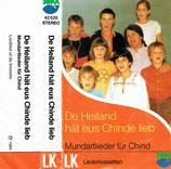 De Heiland hät eus Chinde lieb - Mundartlieder für Chind (JONA)