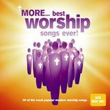 More Best Worship Songs Ever 3-CD-Box