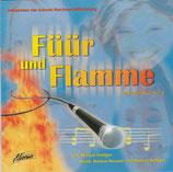 Adonia - Füür und Flamme ; Zmitts im Härz Vol.2