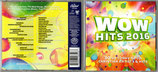 WOW HITS 2016 : 30 of The Year's Top Christian Artists And Hits (2-CD)