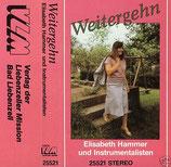 Elisabeth Hammer - Weitergehn