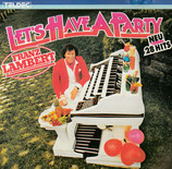 Franz Lambert - Let's Have A Party