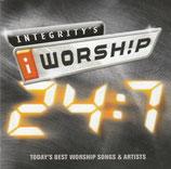Integrity's Worship 24:7 (Integrity Music) 2-CD