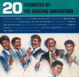 Singing Americans  20 Favorites CD -