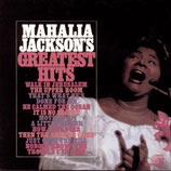 Mahalia Jackson - Greatest Hits CD
