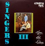 THE SINGERS III - Singers III