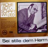 Wilfried Mann - Sei stille dem Herrn