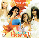 BOND - Explosive : The Best of bond  (Dual Disc CD/DVD)