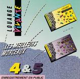 Louange Vivante - Les Meilleurs Morceaux 4 & 5