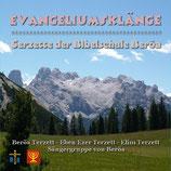 Doppel-CD Terzette der Bibelschule Beröa - Evangeliumsklänge