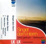Wilfried Mann - Singet dem Herrn
