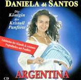 Daniela De Santos - Die Königin der Kristall Panflöte ; Argentina (Edelsteine der Klassik & schöne Popballaden mit Panflöte)