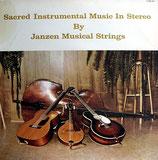 Janzen Musical Strings - Sacred Instrumental Music