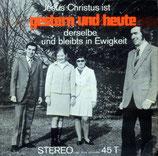 Beljean Quartett - Jesus Christus ist gestern und heute derselbe