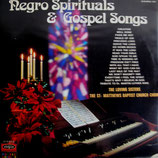 The Loving Sisters & The St.Matthews Baptist Church Choir - Negro Spirituals & Gospel Songs